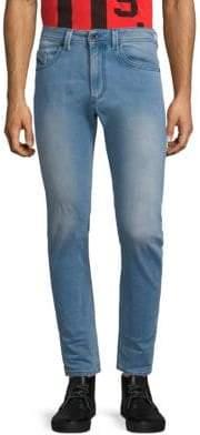 Diesel Thommer Slim-Fit Five-Pocket Jeans