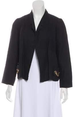 Smythe Linen-Blend Jacket