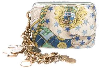 Dolce & Gabbana Patterned Box Clutch