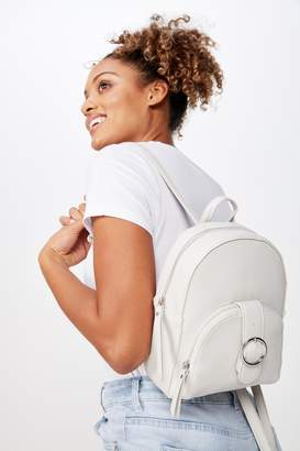 Typo Sunset Mini Backpack