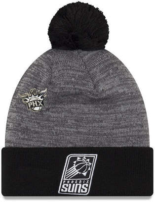 New Era Phoenix Suns Pin Pom Knit Hat