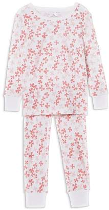 Aden and Anais Girls' Floral Pajama Set - Baby