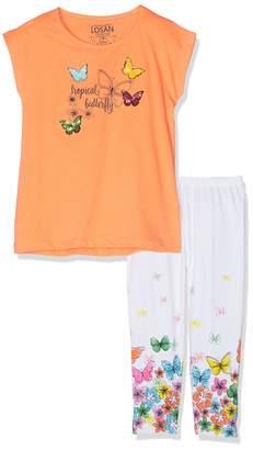 Losan Girl's 916-8020AA Clothing Set