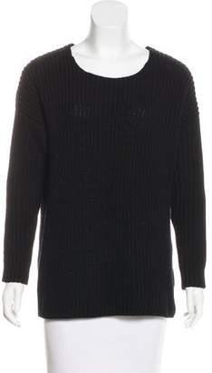 Anine Bing Rib Knit Sweater