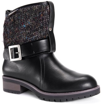 Muk Luks Mylie Women's Ankle Boots