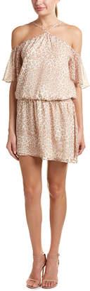 Marchesa Rose Shift Dress