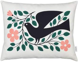 Vitra Graphic Print Pillow Dove