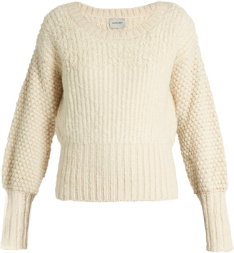 RACHEL COMEY Sylvan knitted sweater $495 thestylecure.com