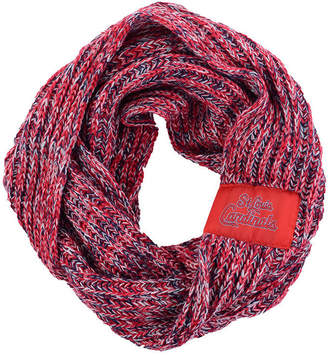 Forever Collectibles St. Louis Cardinals Peak Infinity Scarf