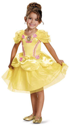 BuySeasons Disney Princess Belle Classic Little Girls Costume