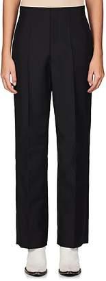 Maison Margiela Women's Mohair-Virgin Wool Classic Trousers