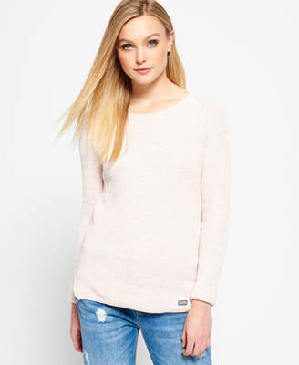 ... Womens Superdry Sale Sweater. View Related Searches. at Superdry  Superdry Austin Cotton Rib Knit Jumper