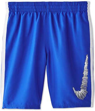 Nike Big Boys Colorblocked Volley Shorts Swim Trunks