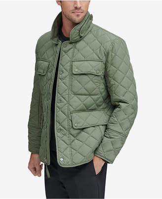 Andrew Marc Men's Fletcher Four-Pocket Quilted Jacket