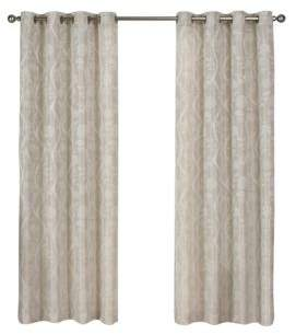 Home Outfitters Lamont Large Window Curtain