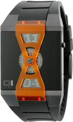 01 The One 01TheOne Men's AN09G03 X Watch Classic Digital Watch