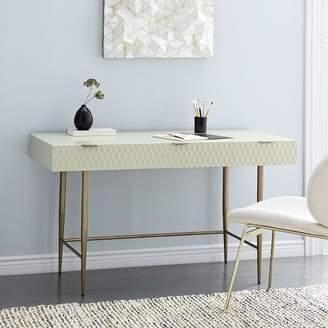 west elm Audrey Desk - Parchment