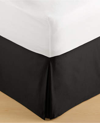 Hotel Collection Onyx King Bedskirt, Created for Macy's