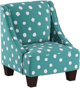 Skyline Furniture Kids Swoop Arm Chair