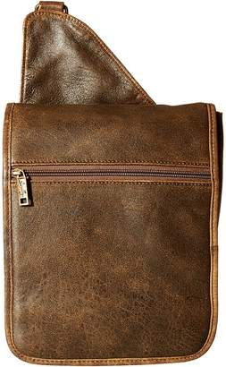 Scully Squadron Small Travel Messenger Messenger Bags