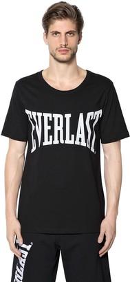 Ports 1961 Everlast Cotton Printed Logo T-Shirt