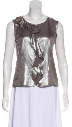 Etro Silk Sleeveless Top