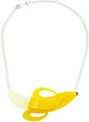 Tatty Devine Banana Necklace
