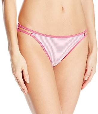 Vanity Fair Women's Illumination String Bikini Panty 18108 $10.72 thestylecure.com