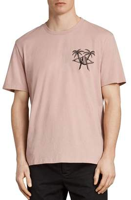 AllSaints Barbed Palm Tee