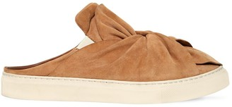 Ports 1961 20mm Knot Suede Mules