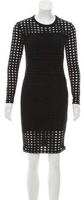 Alexander Wang Mesh Mini Dress