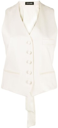 Styland fitted waistcoat