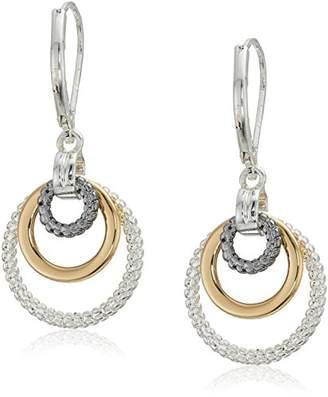Nine West Women's Orbital Drop Earrings