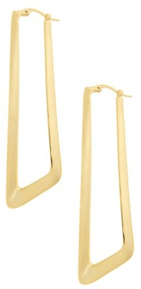 Women's Argento Vivo Openwork Drop Earrings $45 thestylecure.com