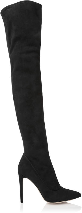 Sergio Rossi The Over the Knee Matrix Boot