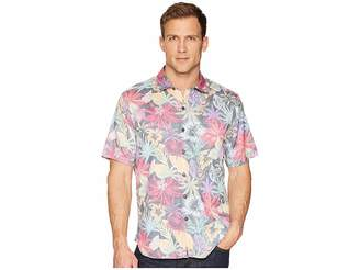 Tommy Bahama Fuego Flora Camp Shirt Men's Clothing