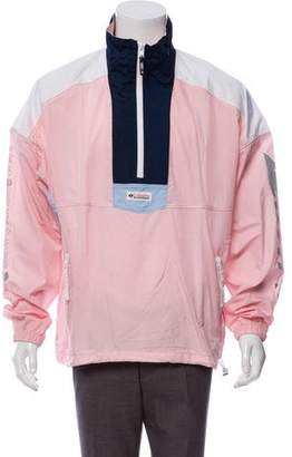 Columbia Kith x Santa Anna Windbreaker Jacket
