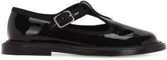 Burberry 20MM ALANNIS PATENT LEATHER FLATS