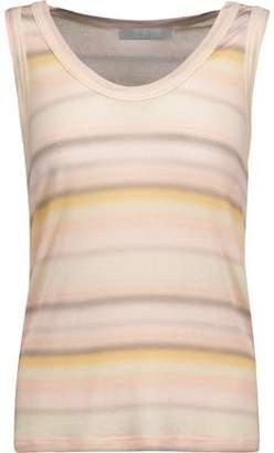 Kain Label Beryl Dégradé Stretch Cotton And Modal-Blend Tank