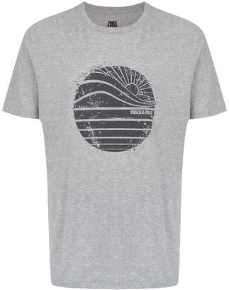 Track & Field printed Cool t-shirt
