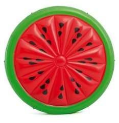 Intex Inflatable Watermelon Pool Lounger Mat 72 X 9