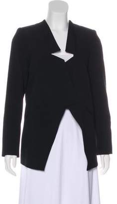 Mason by Michelle Mason Structured Long Sleeve Blazer