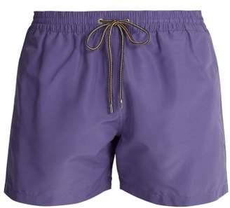 Paul Smith Classic Swim Shorts - Mens - Purple