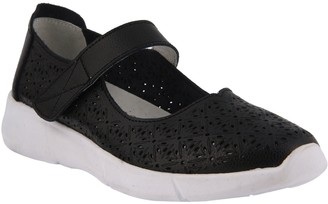 Spring Step Leather Active Shoes - Shirlele