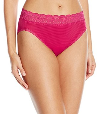 Vanity Fair Women's Body Caress Ultimate Comfort Collection Hicut Panty 13280 $11.50 thestylecure.com
