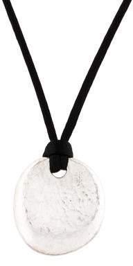 Gurhan Bold Pebble Pendant Necklace