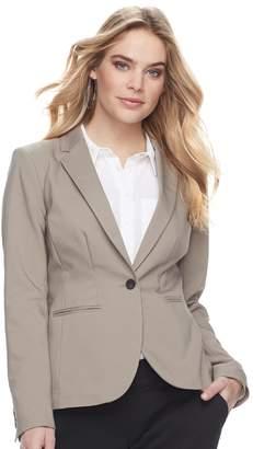 Apt. 9 Women's Torie Solid Blazer