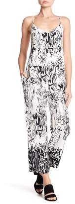 French Connection Copley Printed Jumpsuit