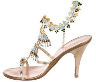 Giuseppe Zanotti Ella 90 Jewel Sandals