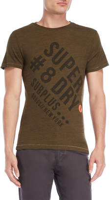Superdry Surplus Goods Graphic Tee